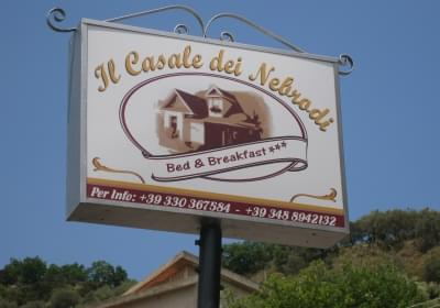 Bed And Breakfast Casale Il Casale Dei Nebrodi